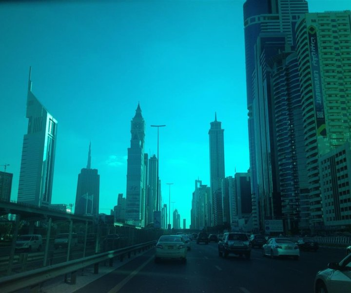 Arabian nights, Dubai