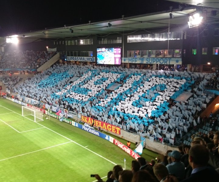 MFF – Olympiakos, Champions League